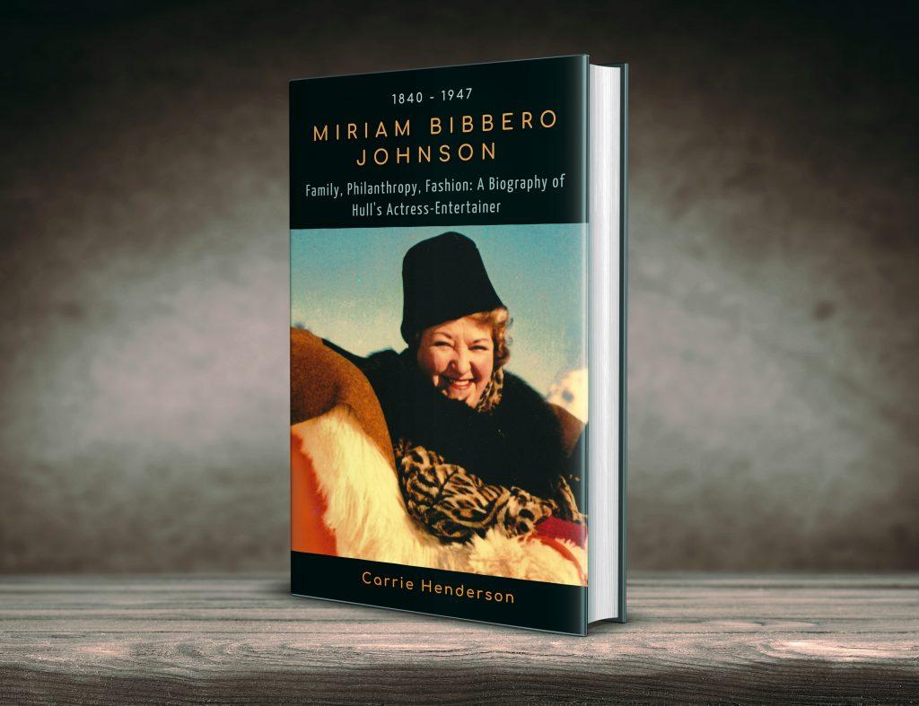 Miriam Bibbero Johnson Biography