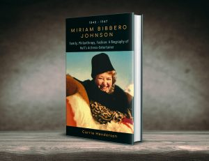 Miriam Bibbero Johnson Biography
