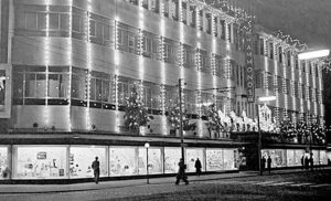 Hammonds Department Store Kingston Upon Hull 1930s
